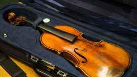 Un Stradivarius del violinista Roman Totenberg