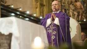 El arzobispo de Zaragoza, Vicente Jiménez, imputado por espionaje