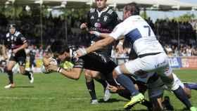 el salvador - vrac rugby liga valladolid 1