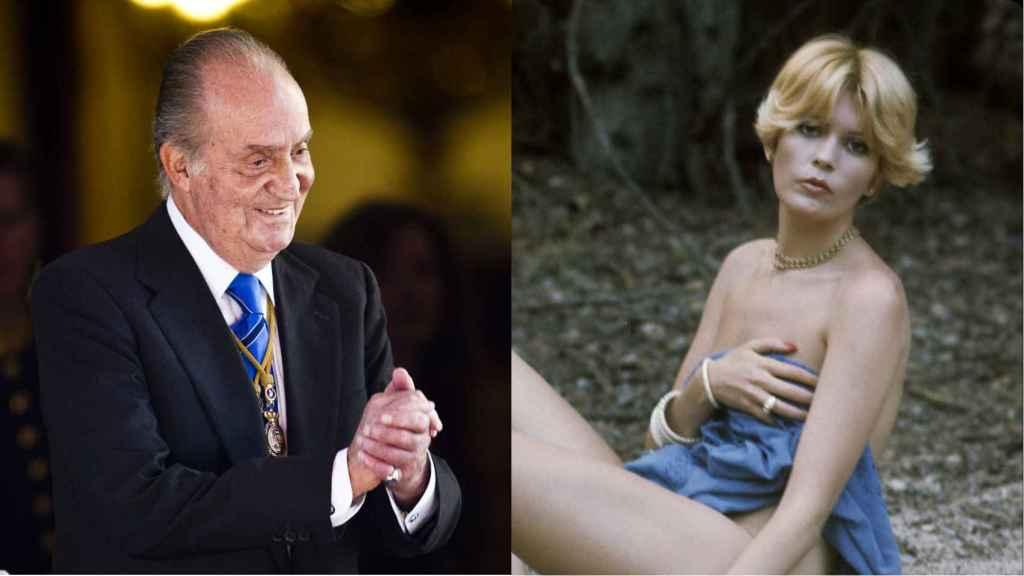 Don Juan Carlos le regaló un valioso diamante a Bárbara Rey.