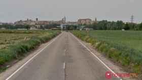 carretera va-405 tordesillas accidente 1