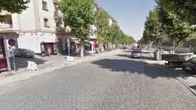 Segovia-techo-avenida-constitucion-heridos