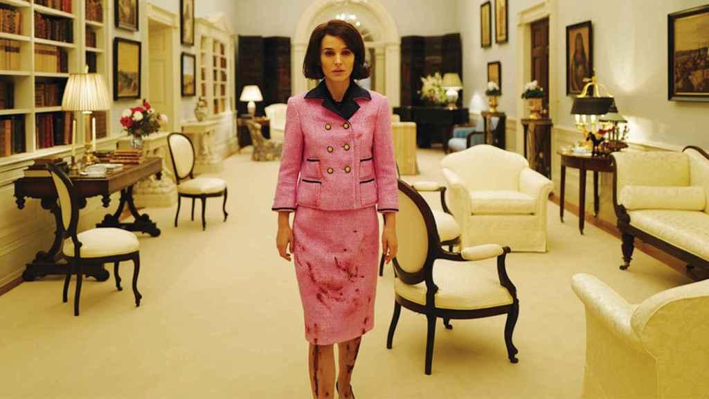 Natalie Portman es una fija como Mejor actriz por Jackie.