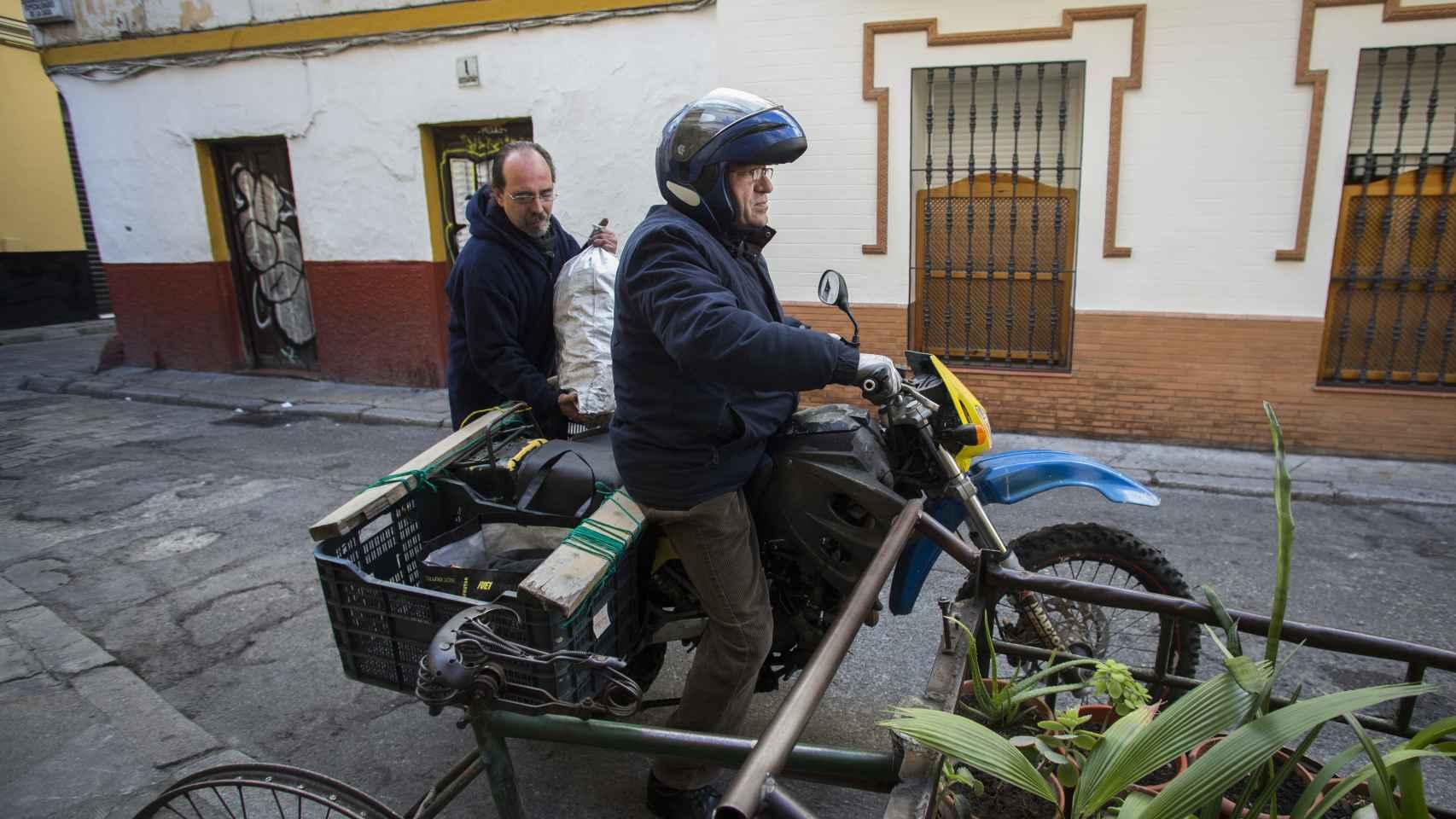 Los últimos carboneros de España