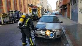 Valladolid-Bomberos-fuego-incendio