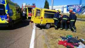 Valladolid-accidente-sucesos