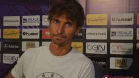 Alvaro Rubio despedida Real Valladolid (2)