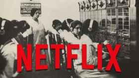 Esta es la primera imagen de 'Las chicas del cable' de Netflix
