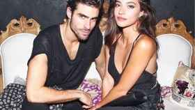 Rocío Crusset y Juan Betancourt muy junto en un evento hace un mes.
