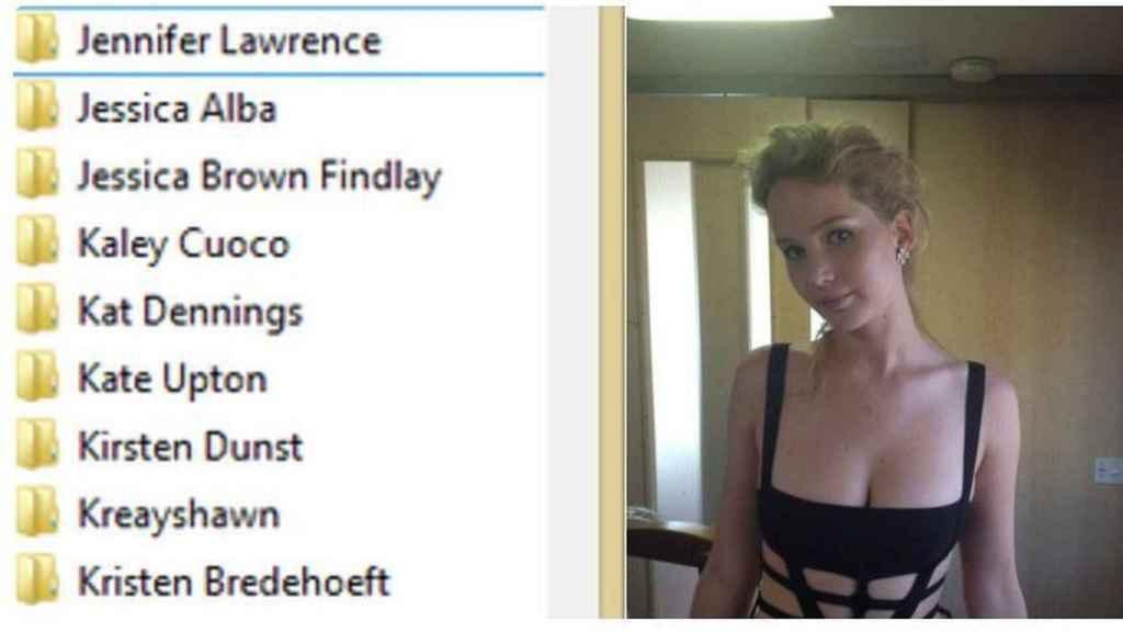 Jennifer Lawrence fue una de las principales perjudicadas por el llamado Celebgate.