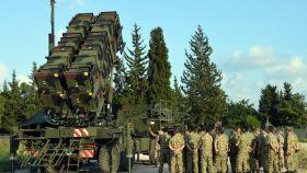 Militares españoles participan en la misión Active Fence en Turquía con una batería antiaérea.
