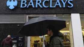 Una oficina de Barclays en una imagen de archivo.