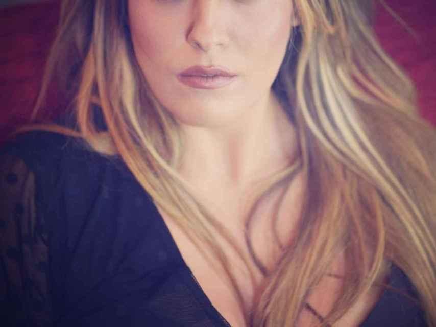 La actriz y modelo italiana Paola Saulino
