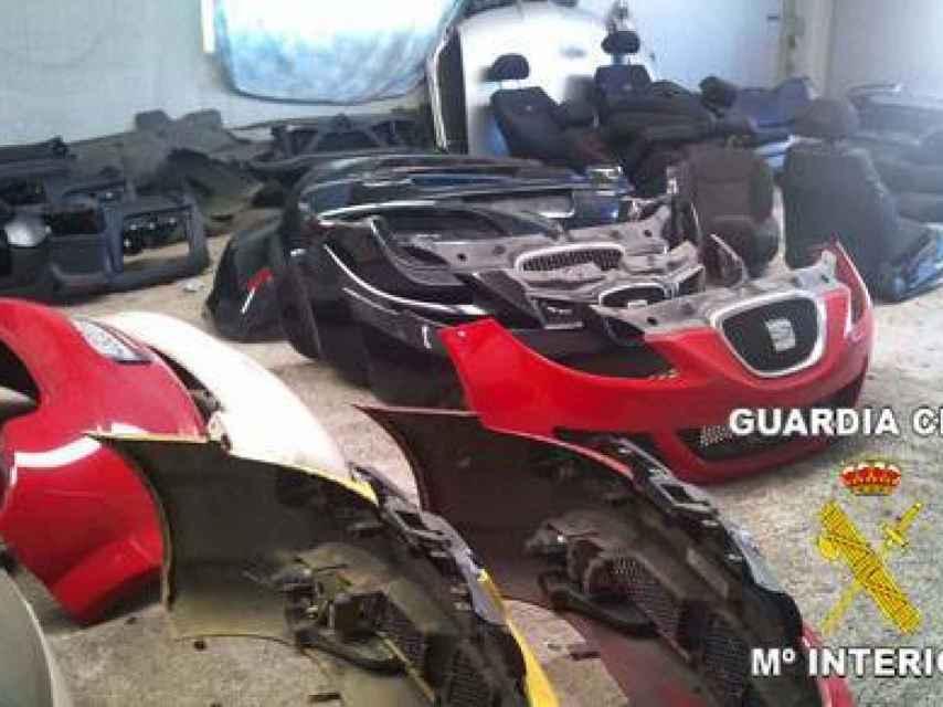 El Seat León es uno de los coches que más se roban en España.