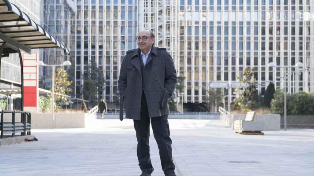 Magalhaes  ha dedicado su carrera a estudiar la identidad de España.