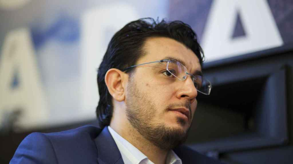 Fareku espera poder volver algún día a su Damasco natal con el país ya en paz.
