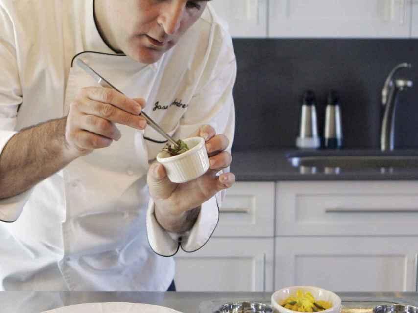 José Andrés posee 27 restaurantes repartidos por Estados Unidos.