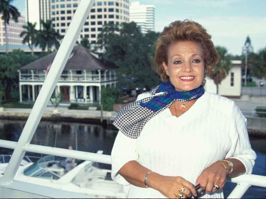 Carmen Sevilla, estupenda en 1990