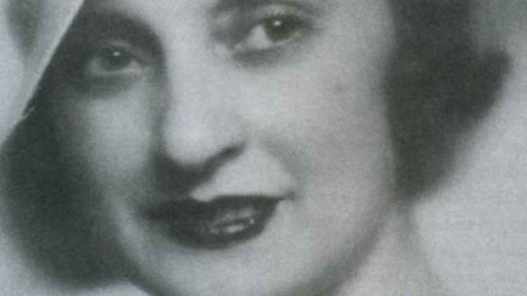 María Luz Morales dirigió La Vanguardia en plena Guerra Civil.