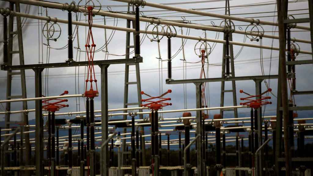 Redes de alta tensión.