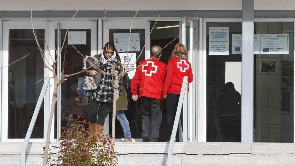 El suceso ocurrió a las 9 de la mañana cuando los alumnos se encontraban en clase