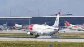 Imagen del aeropuerto de El Prat.