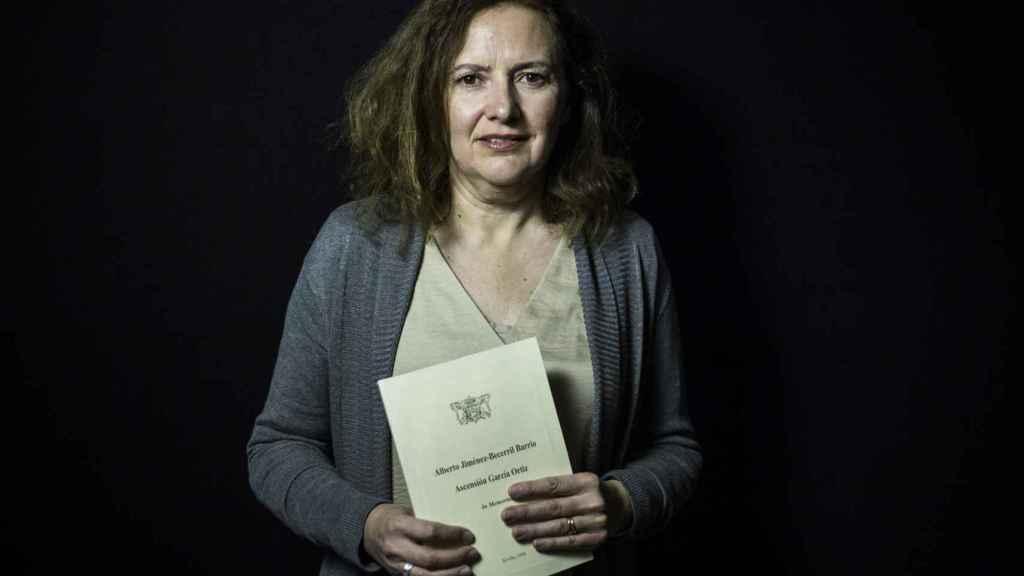 La periodista Teresa López Pavón.
