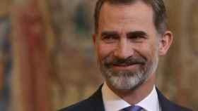 El rey Felipe, en una imagen reciente.
