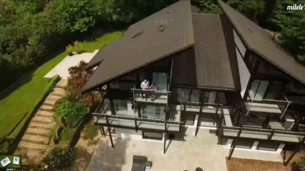 Imagen de la casa de Banderas en Reino Unido.