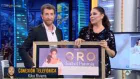 Pablo Motos hizo una entrevista amable a la cantante, la primera tras la cárcel.