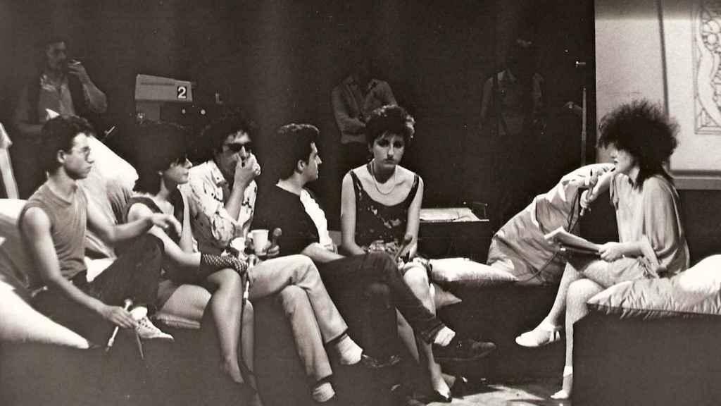 Una entrevista de Paloma Chamorro con Los Monaguillosh, en 1983.