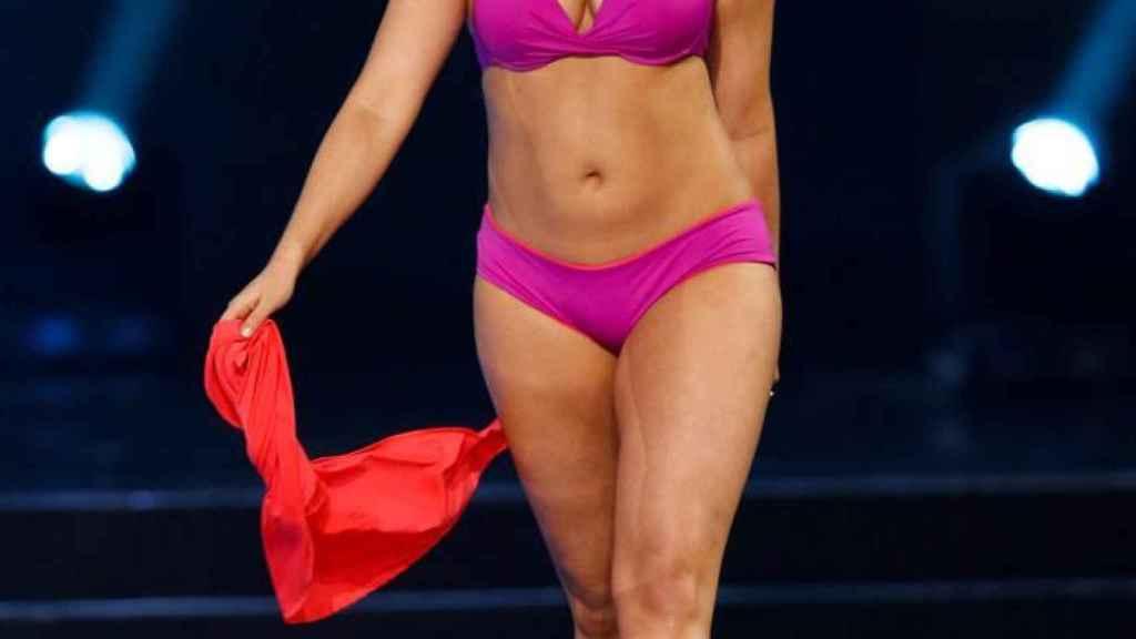 La candidata de Miss Canadá es una firme defensora del cuerpo con curvas.