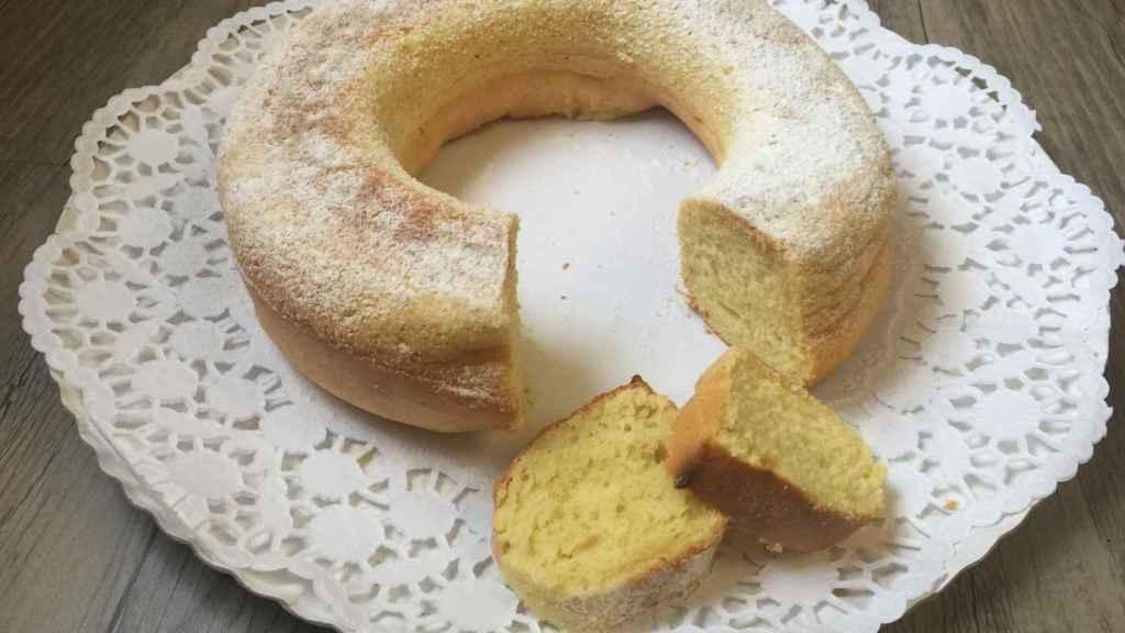 Bizcocho De Yogur Fácil En La Monsieur Cuisine Plus