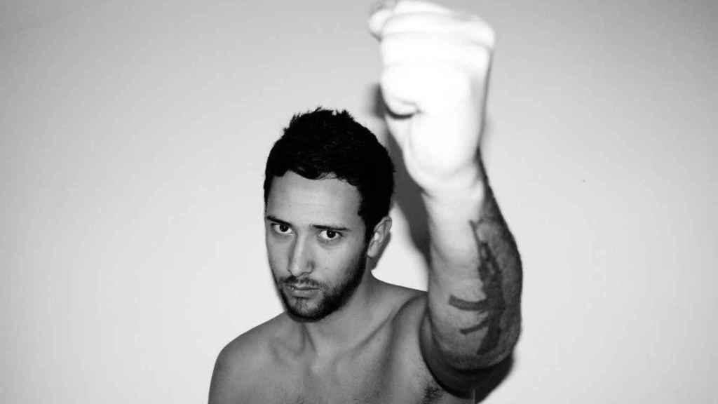 El rapero Josep Valtonyc, para quien la Fiscalía pide tres años y ocho meses de prisión por sus canciones.