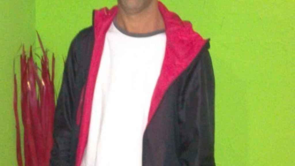 Diego Pérez, la víctima de Cala Cortina.
