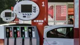 Un surtidor de gasolina, en una imagen de archivo.