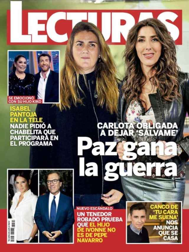 Revista Lecturas.