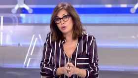 Ana Rosa aclara su micro abierto: No quiero que le partan la cara a nadie