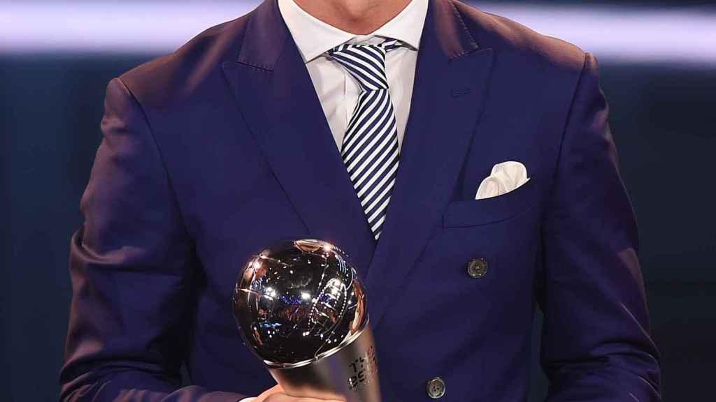 Cristiano Ronaldo tiene millones de seguidores, pero también muchos detractores.