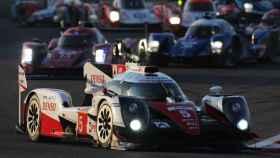 Toyota tendrá un tercer coche en Le Mans 2017