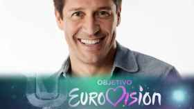 Jaime Cantizano arrebata 'Objetivo Eurovisión' a Anne Igartiburu