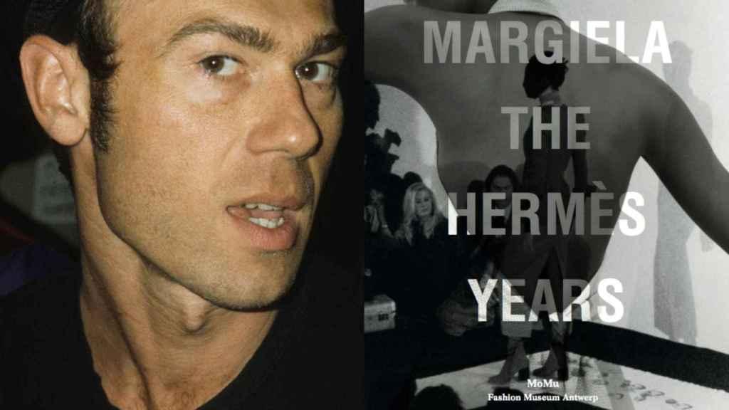 Imágenes de la exposición Margiela, The Hermès years.  Cortesía: Hermès.