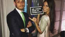 Chicharito y Lucía Villalón, hace unas semanas.