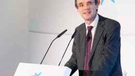 Jordi Gual, presidente no ejecutivo de Caixabank