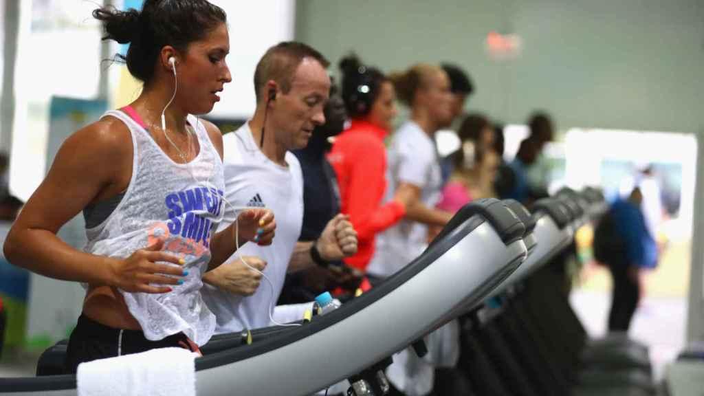 El ejercicio tiene menos efectos secundarios
