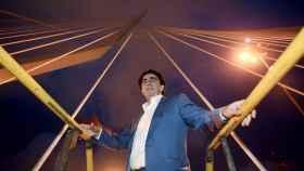 El arquitecto Santiago Calatrava.