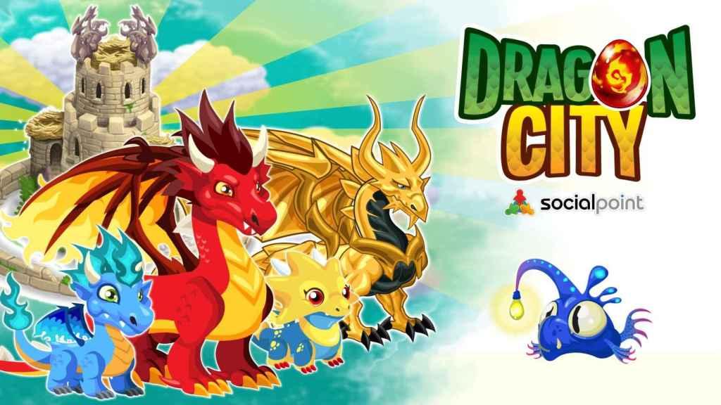 Dragon City.