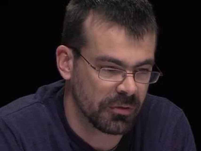 Pedro Antonio Honrubia.