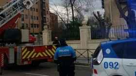 Valladolid-bomberos-arco-ladrillo