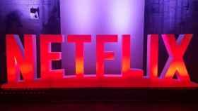 Netflix, la compañía de series y películas 'online'.